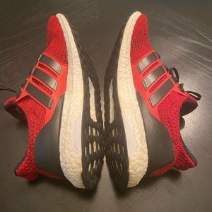Adidas UltraBoost 4.0 Power Red Size 11.5